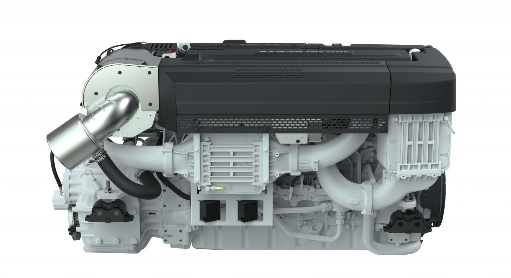 Marine Recreational Engine