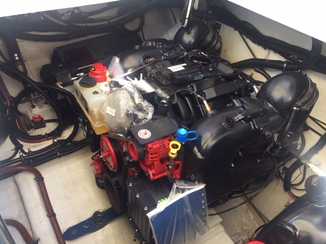 Maintain your Volvo Penta engine for superior performance